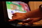 animation console retro