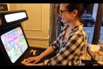 location borne d arcade