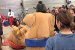 animation sumo geant